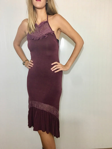 Annie Halter Dress