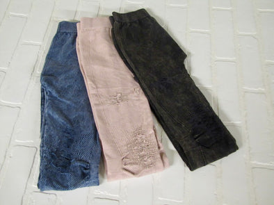 Vintage Modal Distressed Leggings