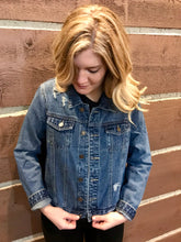 Mellie Denim Jacket