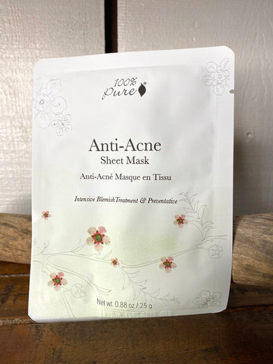 Anti-Acne Sheet Mask