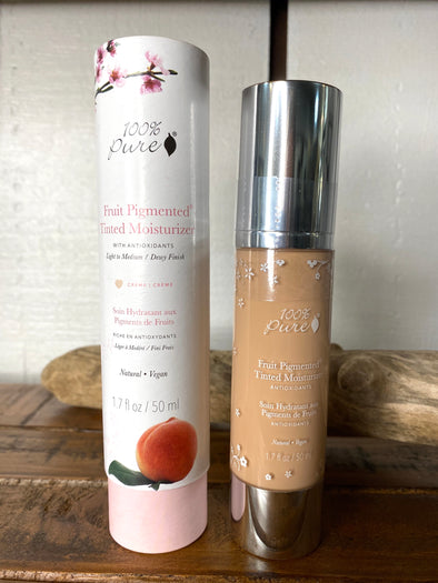 Fruit Pigmented Tinted Moisturizer