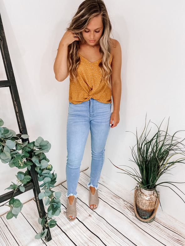 Ashley High Rise Skinny