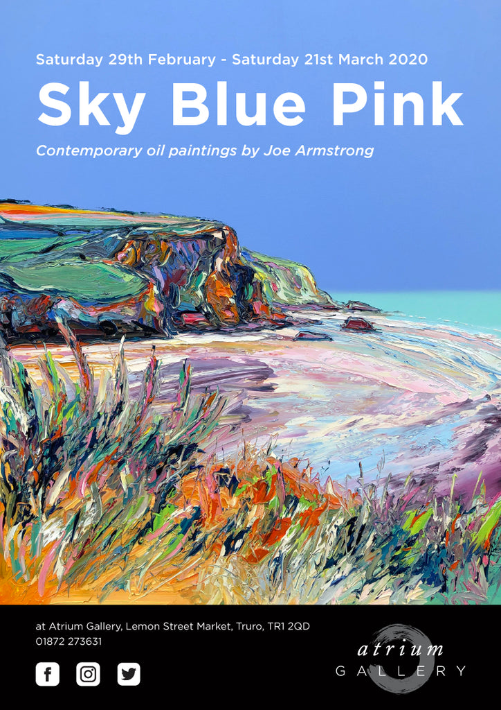 JOE ARMSTRONG - Sky Blue Pink - March 2020