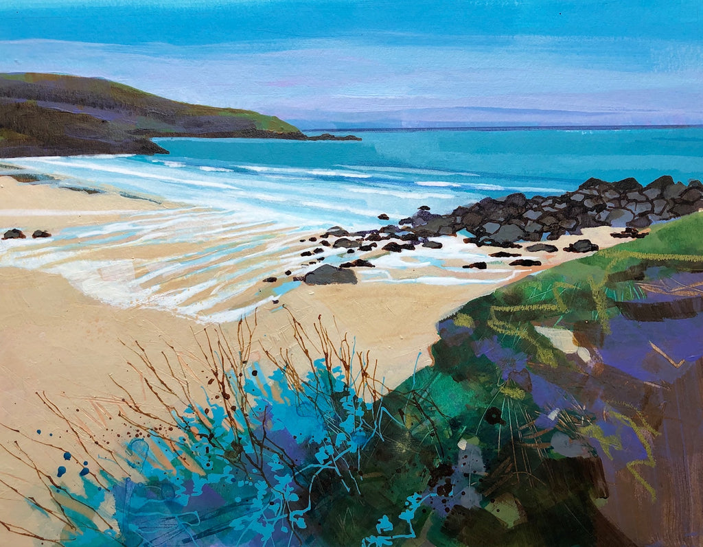 LUCY DAVIES - Paintings of St Ives