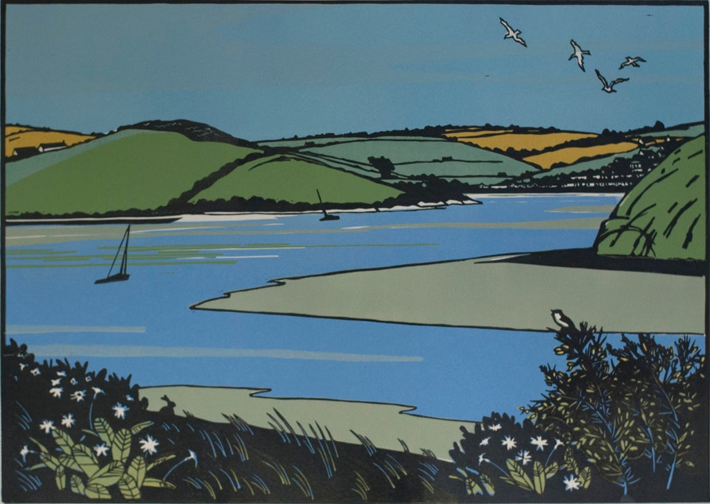 COLIN MOORE, Camel Trail, unframed