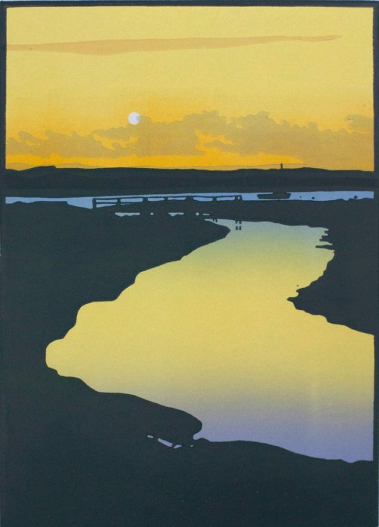 COLIN MOORE, Summer Sunrise