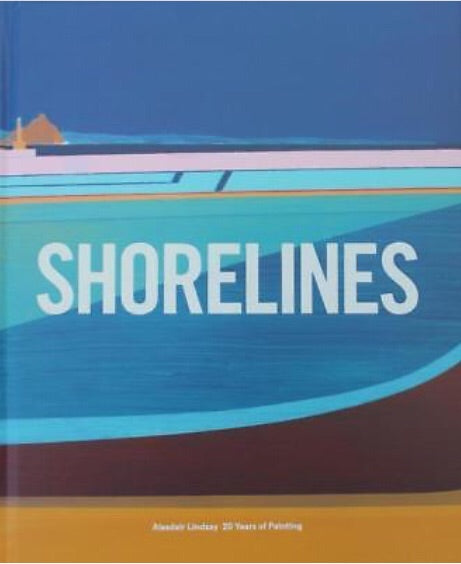 ALASDAIR LINDSAY, Shorelines Book