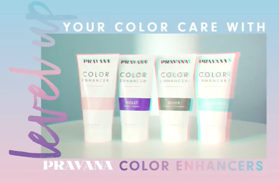Pravana colour hair conditioner