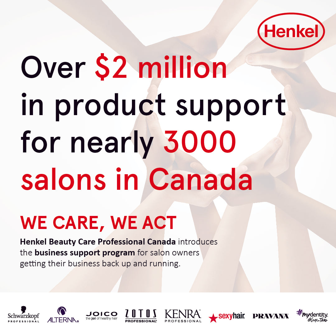 SCHWARZKOPF SALON SUPPORT CANADA