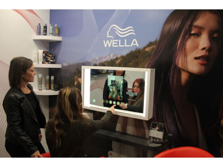 wella augmented salon