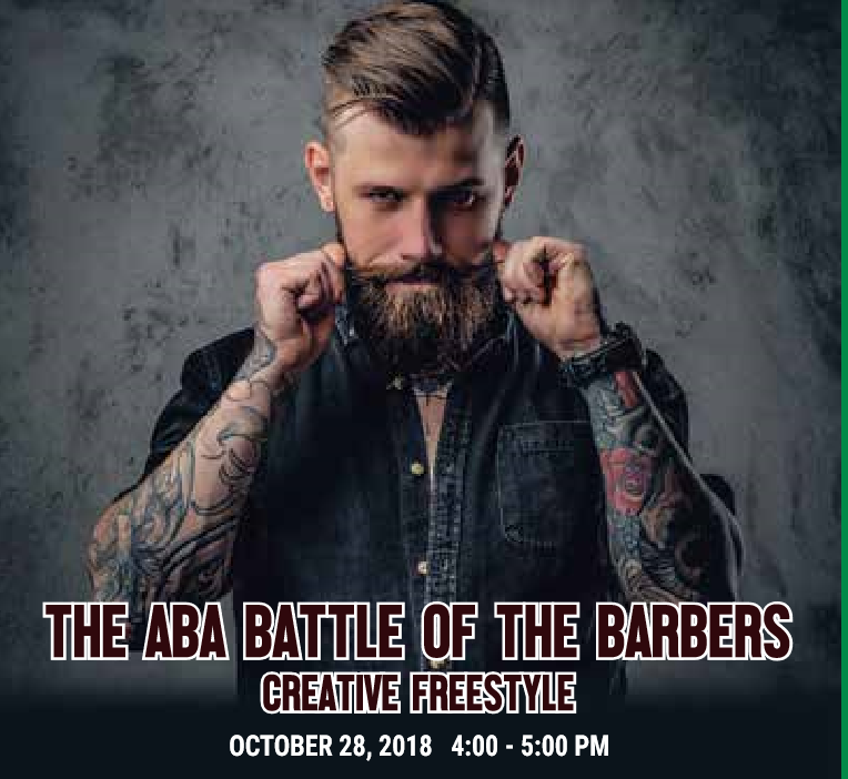 IBS-Beauty Round Up Calgary - THE ABA BATTLE OF THE BARBERS - CREATIVE FREESTYLE  - Non Member