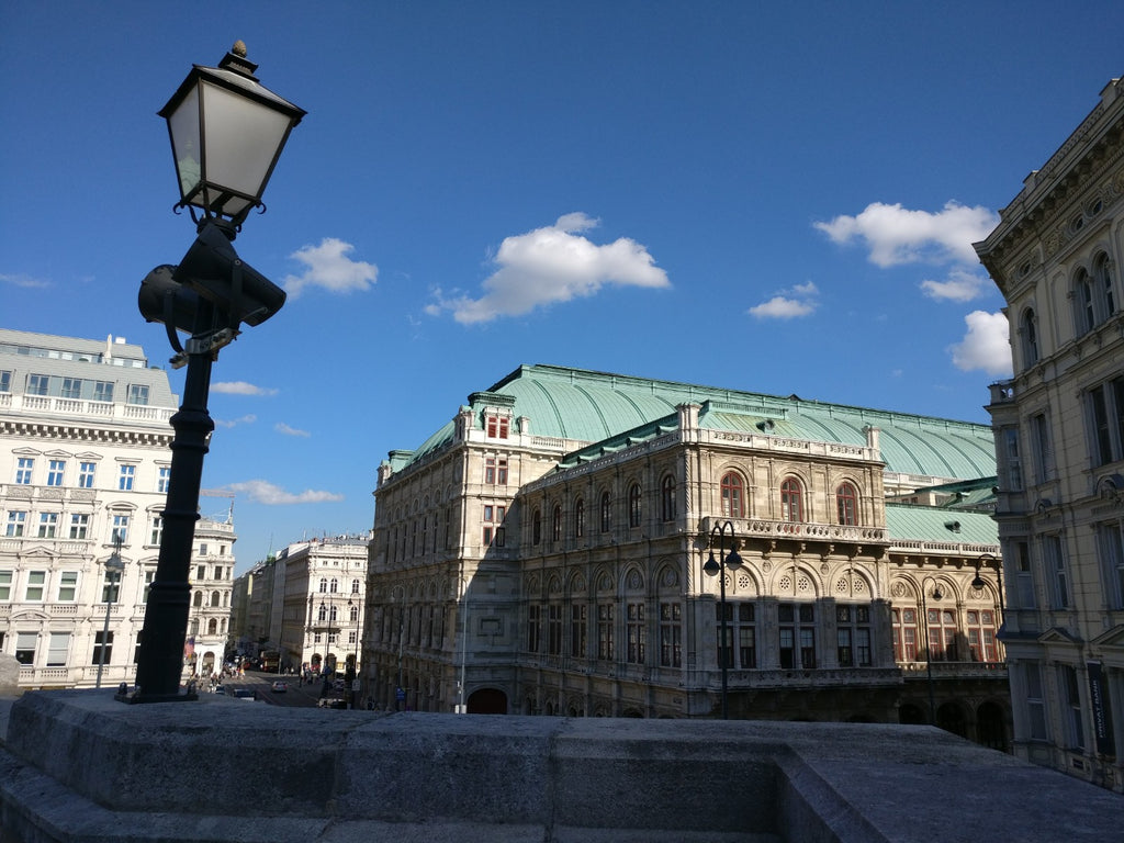 A summer weekend in...Vienna