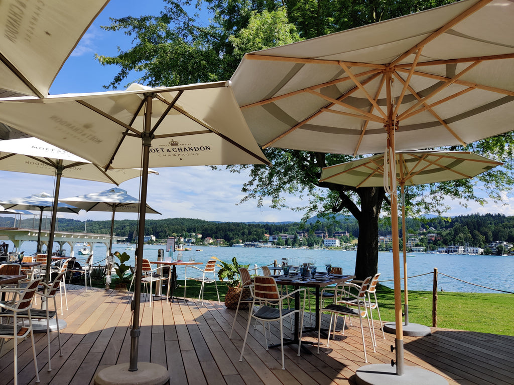 A culinary guide of Lake Wörthersee