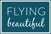 flying beautiful