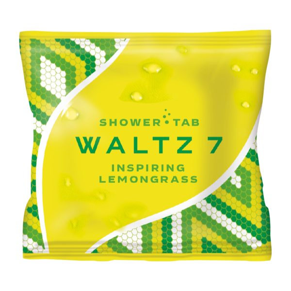 Showertab Inspiring Lemongrass