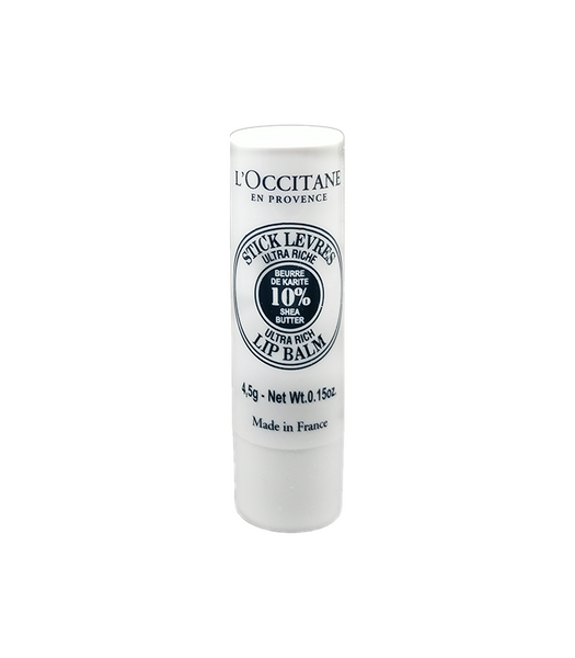 L'Occitane - Natural Shea Ultra Lip Balm