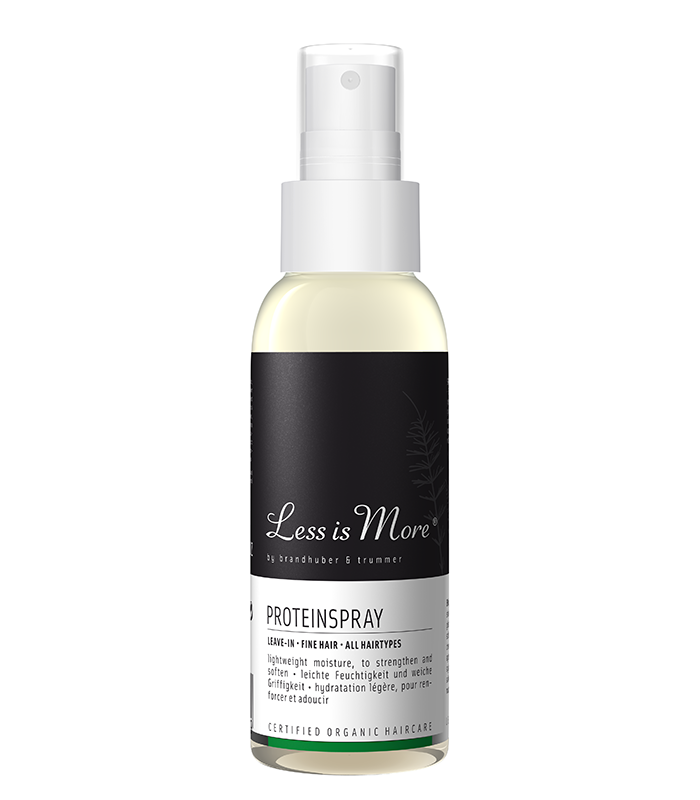 Less is More - Proteinspray