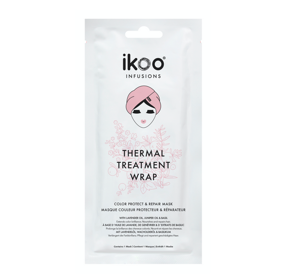 Thermal Treatment Wrap - Colour Protect & Repair