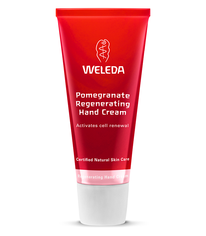 Weleda - Pomegranate Hand Cream