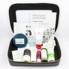 Beauty Travel Set - Noir