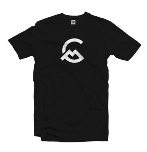 CM T-Shirt (Black+White)