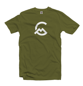 CM T-Shirt (Green+White)