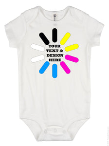 Custom Design | Infant Onesie
