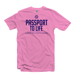 Passport To Life: Journey To A Positive Mindset (Breast Cancer Edition)