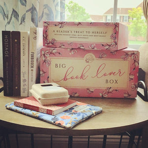 Book Hangover Box