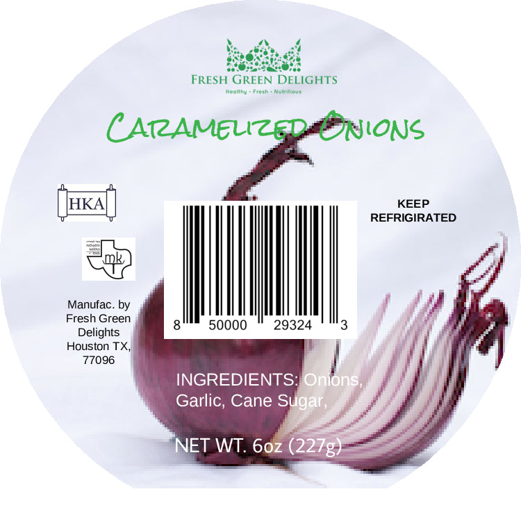 Carmelized Onion