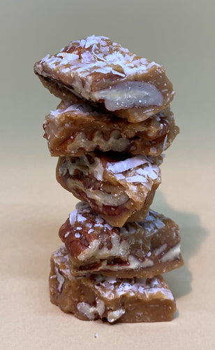 Coconut Pecan Brittle