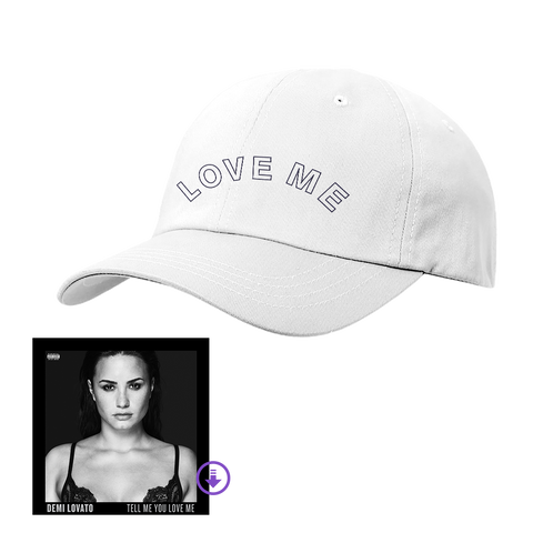 White Dad Hat + Super Digital Album + Ticket Access