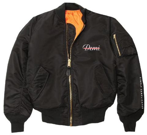 Tell Me You Love Me Bomber Jacket + Digital Album