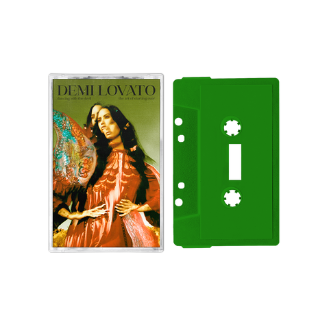 Dancing With The Devil... The Art Of Starting Over Standard Cassette