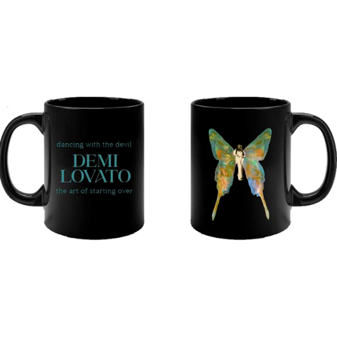Dancing With The Devil... The Art of Starting Over Mug