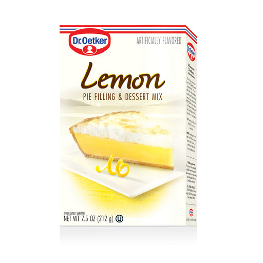 Dr Oetker Lemon Pie Filling