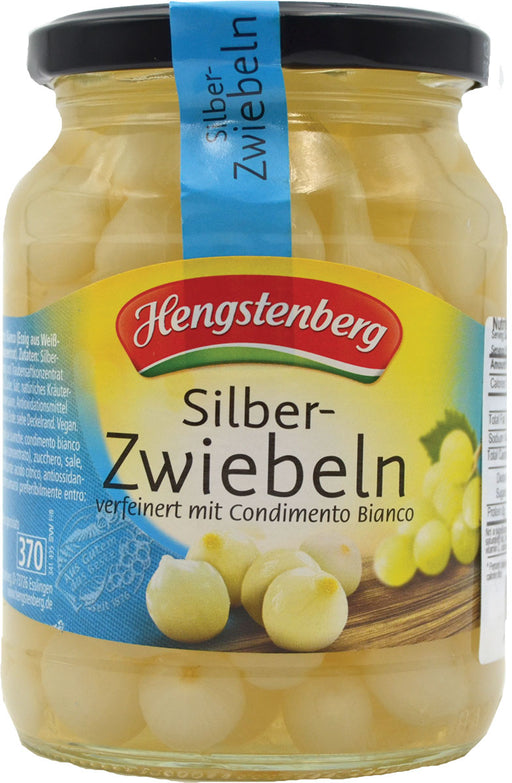 Hengstenberg Silverskin Cocktail Onions