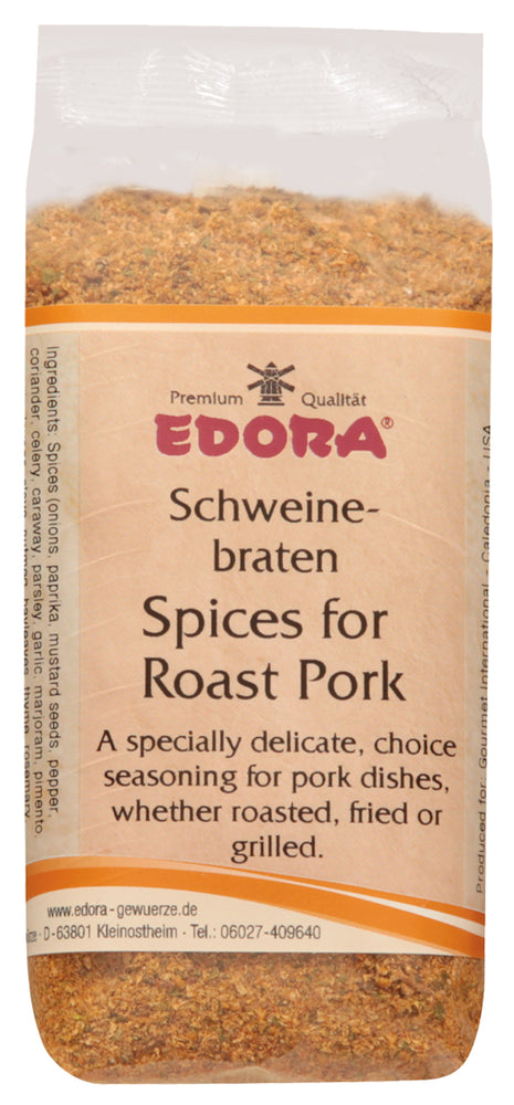 Edora Roast Pork (Schweinebraten) Seasoning - EuropeanDeli.com