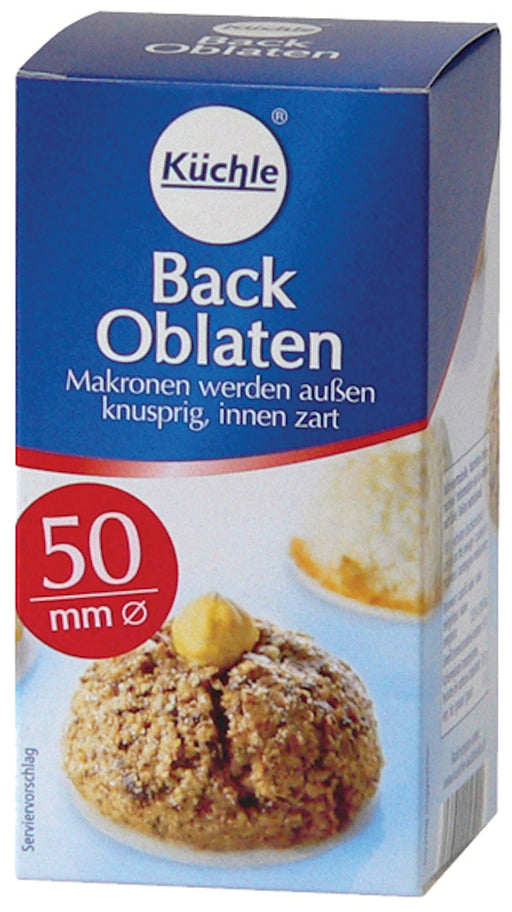 Kuchle 50mm Back Oblaten Baking Wafers - EuropeanDeli.com