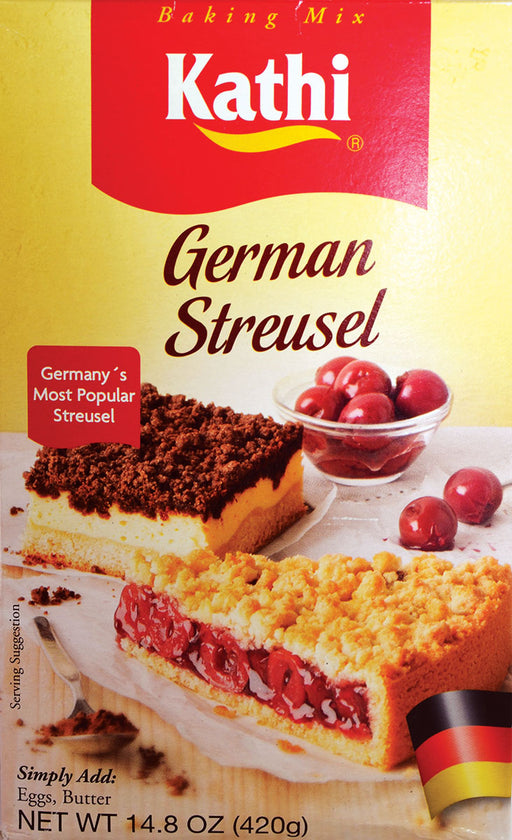 Kathi German Streusel Mix