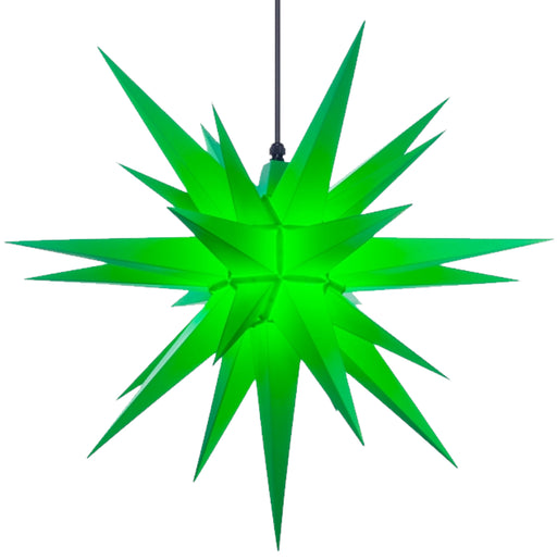 Herrnhuter A7 Plastic Green Star - 70cm/27in - European Deli