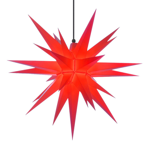 Herrnhuter A7 Plastic Red Star - 70cm/27in - European Deli