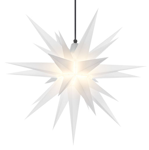 Herrnhuter A7 Plastic White Star - 70cm/27in - European Deli