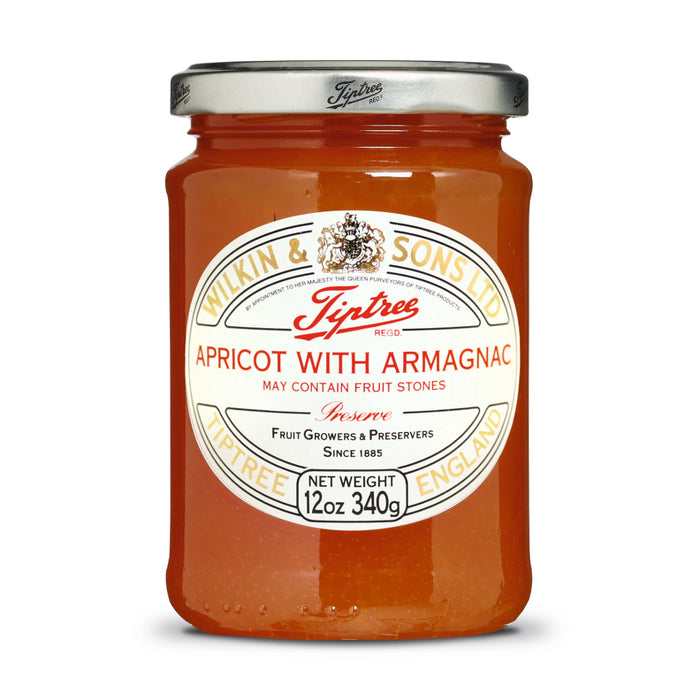 Tiptree Apricot with Armagnac Preserve