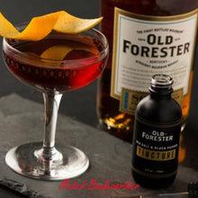 Old Forester Salt and Pepper Tincture