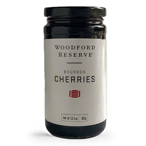 Woodford Reserve Bourbon Cherries are perfect for muddling, garnishing and topping your favorite cocktail