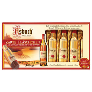 Asbach Uralt Brandy Miniature 4cl - 12 Pack | Just Miniatures