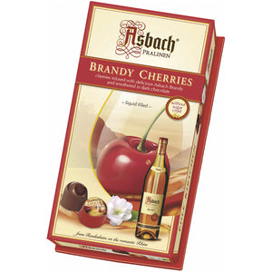 Asbach Cherries in Small Gift Box