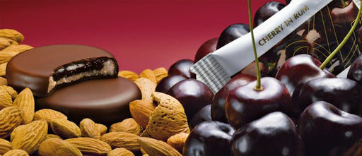 Anthon Berg Chocolate with Marzipan & Cherry in Rum Filling - EuropeanDeli.com