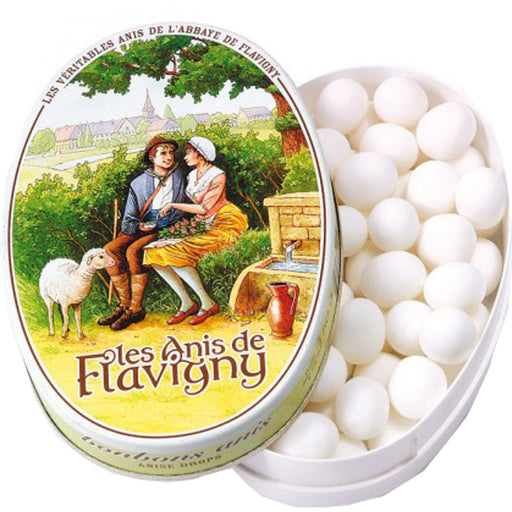 Anis de Flavigny Anise Pastilles are the original and best-selling Anis de Flavigny flavor!